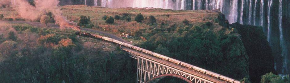 Luxury Rail Victoria Falls