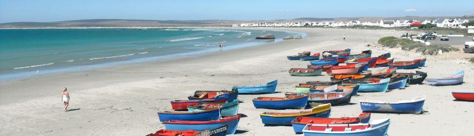 South Africa West Coast Beach