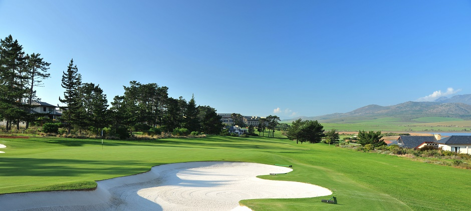 The course at Arabella