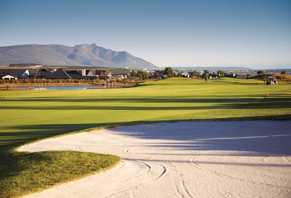 Golf at Arabella