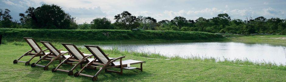 Arathusa Safari Lodge Water Hole b