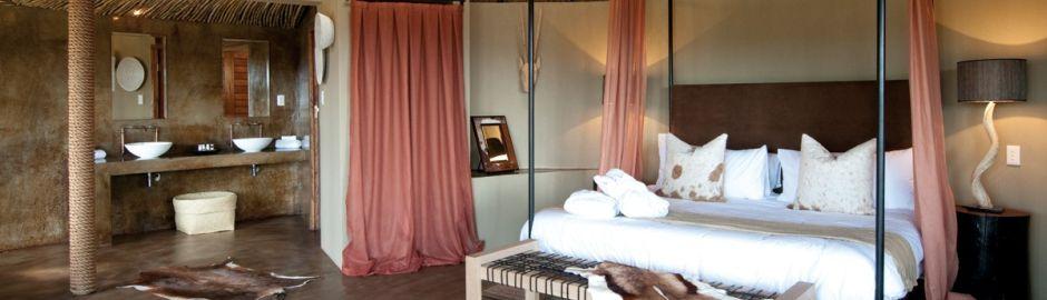 Gondwana Game Reserve Bedroom b