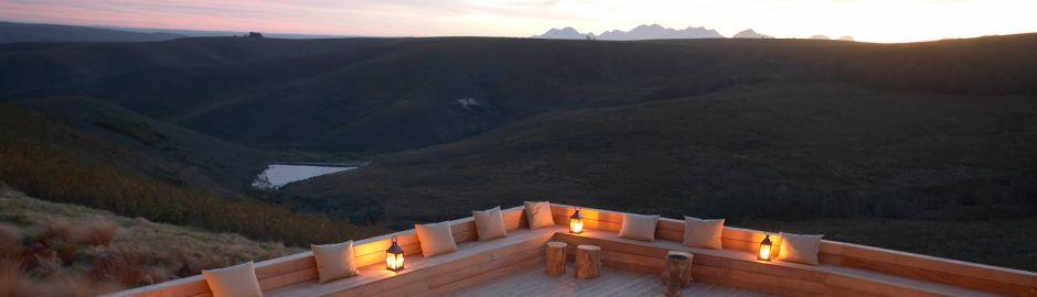 Gondwana Game Reserve Deck top