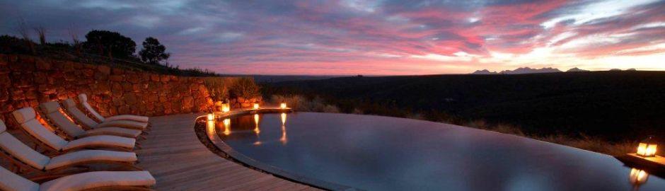 Gondwana Game Reserve Pool in