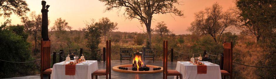Hoyo Hoyo Safari Lodge Deck View