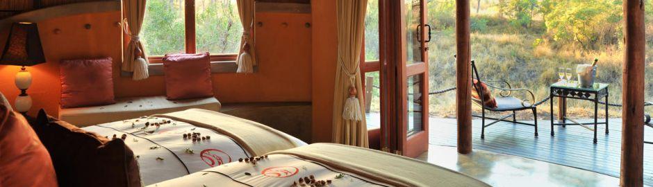 Hoyo Hoyo Safari Lodge Suite View