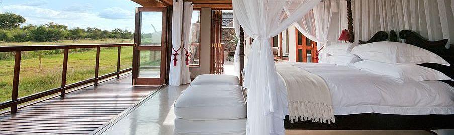Jamala Madikwe Bedroom View