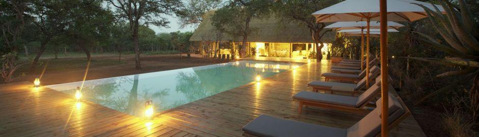 Kapama Southern Camp Pool b