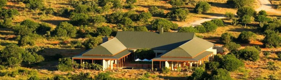 Kwandwe Melton Manor Aerial View b