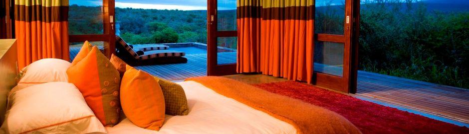 Kwandwe Private Game Reserve Bedroom b