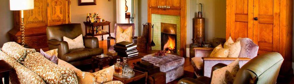 Kwandwe Private Game Reserve Lounge b