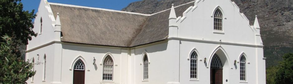 Franschhoek Church b