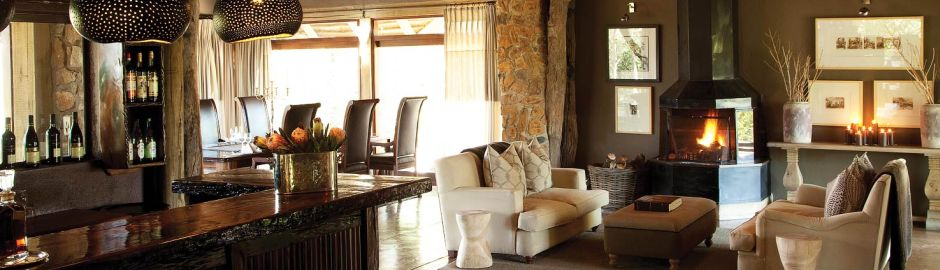 Leopard Hills Lodge Lounge