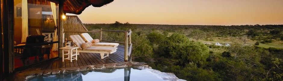 Leopard Hills Safari Lodge in acc
