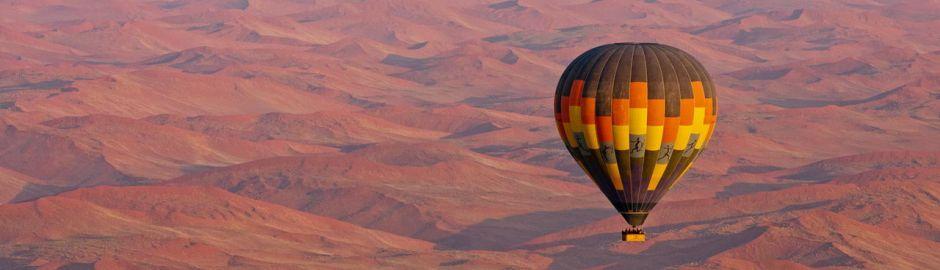 Little Kulala Hot Air Balloon Banner