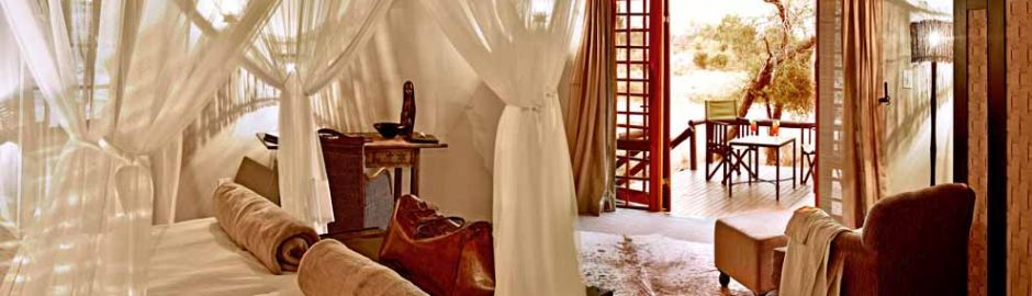 Motswari Safari Lodge bedroom suite acc