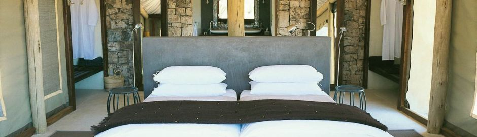 Onguma Tented Camp Suite banner