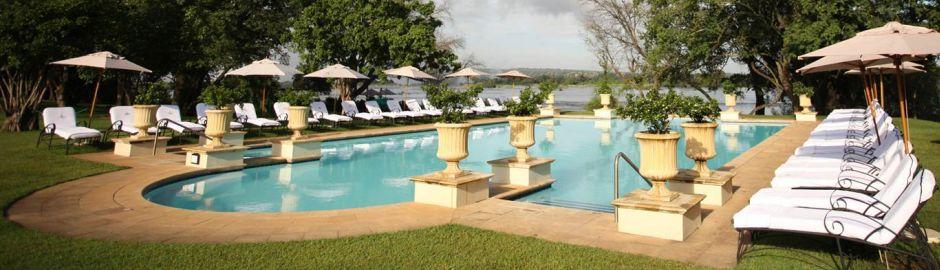 Royal Livingstone Pool Banner