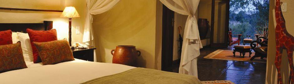Sabi Sabi Bush Lodge Suite acc