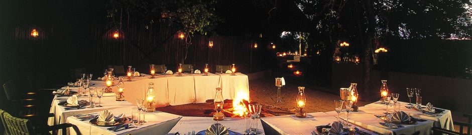 Sabi Sabi Selati Outdoor Dining top