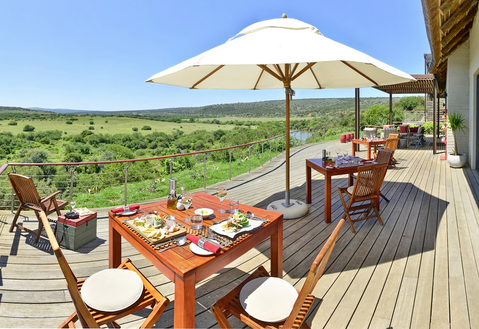 Sarili family lodge, Shamwari