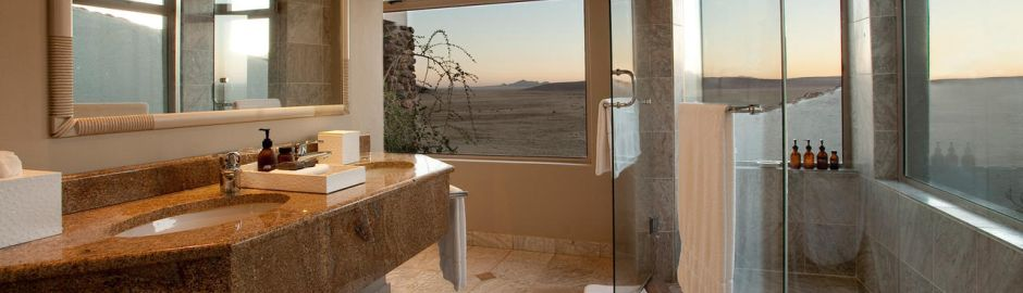 Sossusvlei Desert Lodge Villa En Suite banner ac