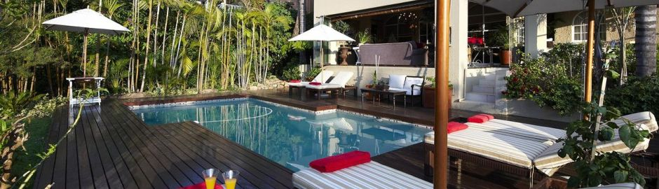 The Residence Boutique Hotel Pool Banner