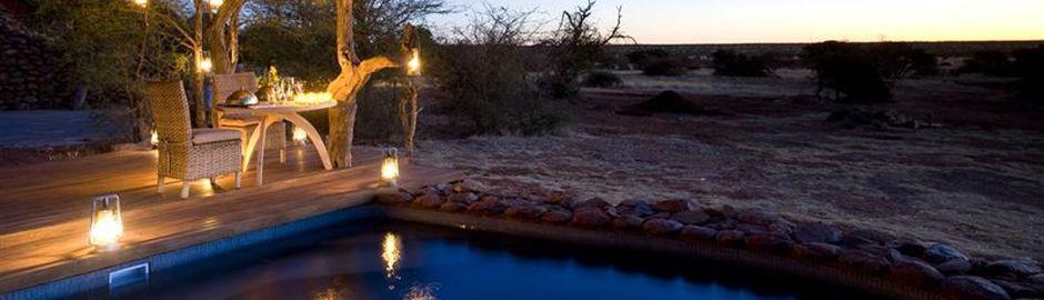 Tswalu Kalahari Reserve Pool b