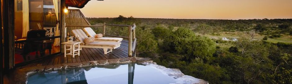Tuningi Safari Lodge Plunge Pool b