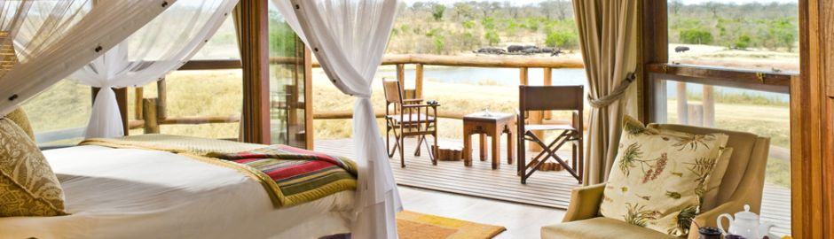 Ulusaba Private Game Reserve Suite