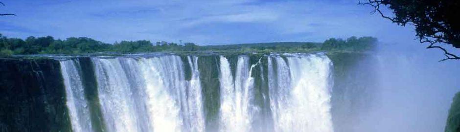 Victoria Falls b