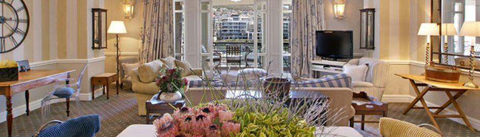 Cape Grace Hotel Suite b