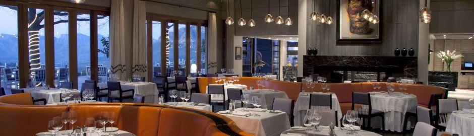 Delaire Graff Estate Resturant b
