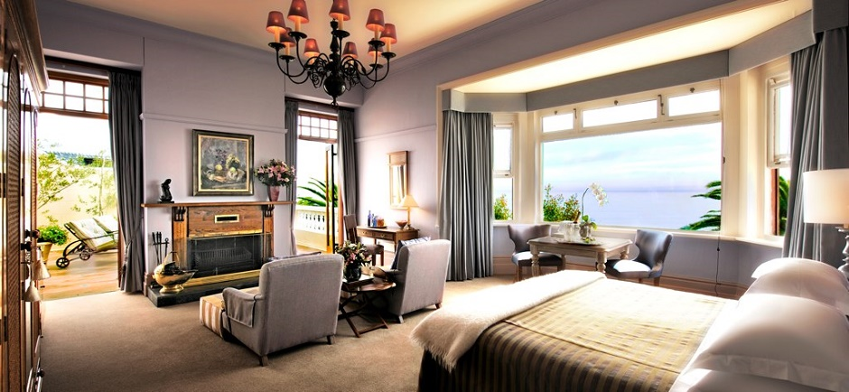 Ellerman House room