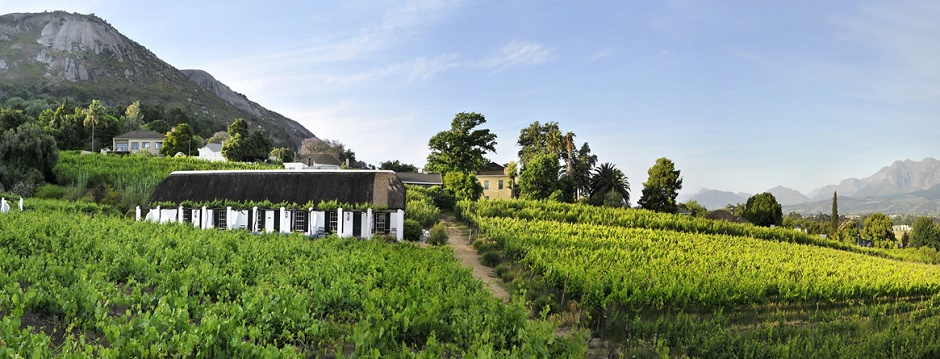 Within an hour of Cape Town: Grande Roche