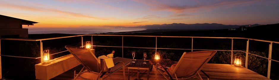 Grootbos Provate Nature Reserve Deck in b