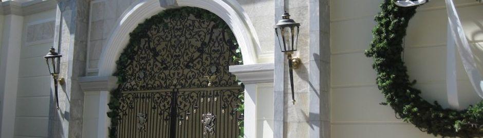 Illyria House Entrance b