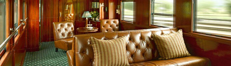 Rovos Rail lounge b