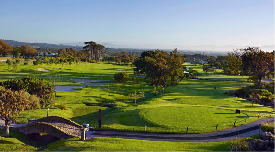 World-class golf at Steenberg