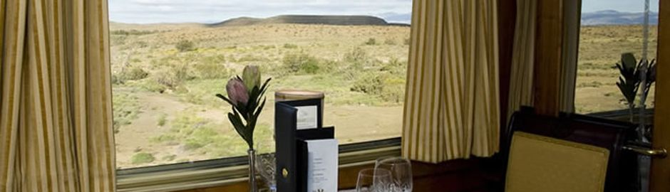 The Blue Train Dining b