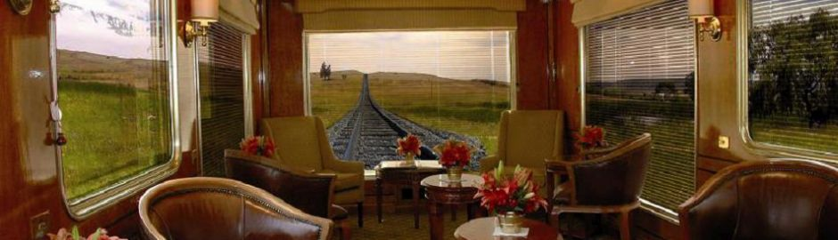 The Blue Train Lounge top