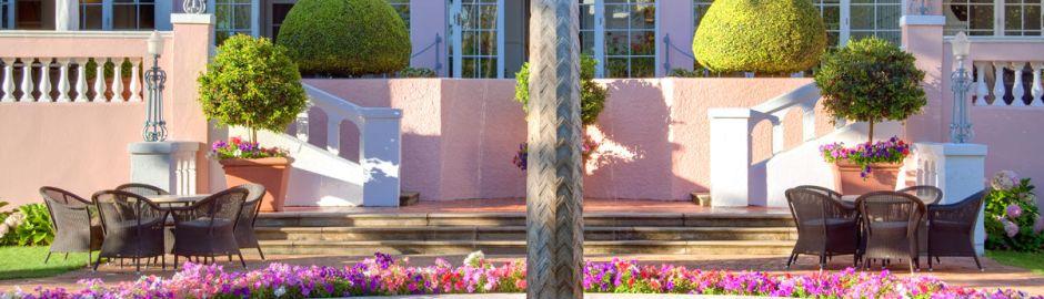 The Mount Nelson Hotel Garden b