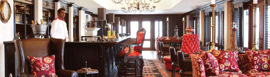 The Oyster Box Hotel Bar b
