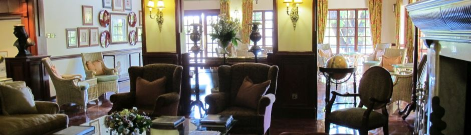 The Stanley and Livingstone at Victoria Falls Lounge b