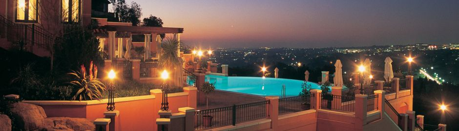 The Westcliff Hotel Johannesburg View b