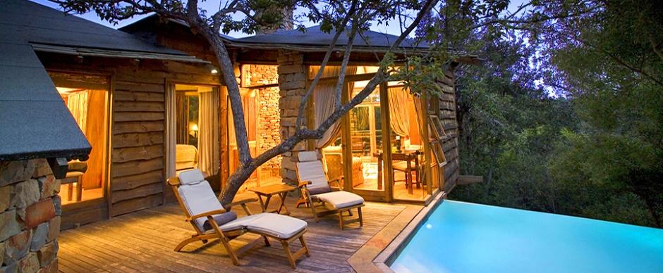 Tsala Treetop pool