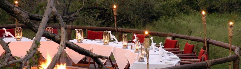 Tuningi Safari Lodge Deck bb