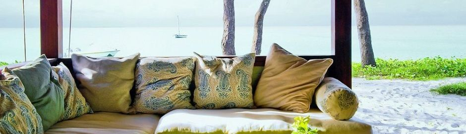 Vamizi Island Lounge b