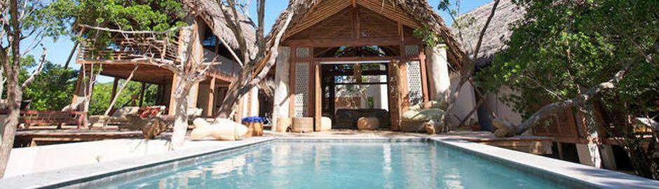 Vamizi Island Pool b