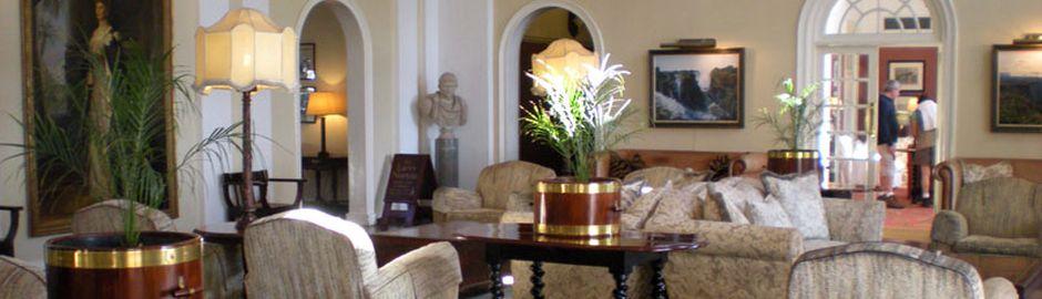 Victoria Falls Hotel Interior b